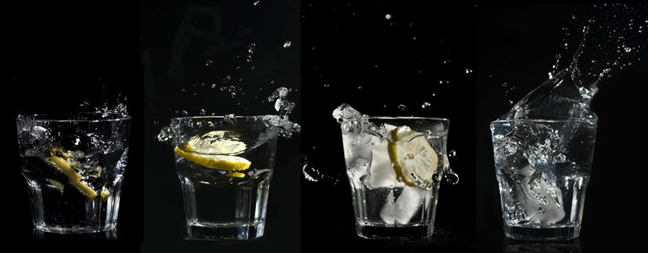 fotografie napojów