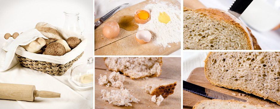 aranżowane fotografie żywności