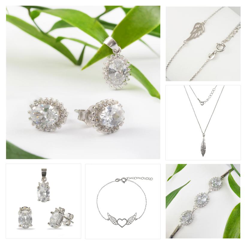 zdjęcia biżuterii na stronę www