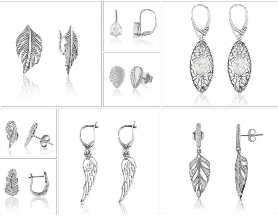 produktowe zdjęcia biżuterii